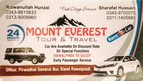 Islamabad informacje praktyczne. Gilgit jak dojechać