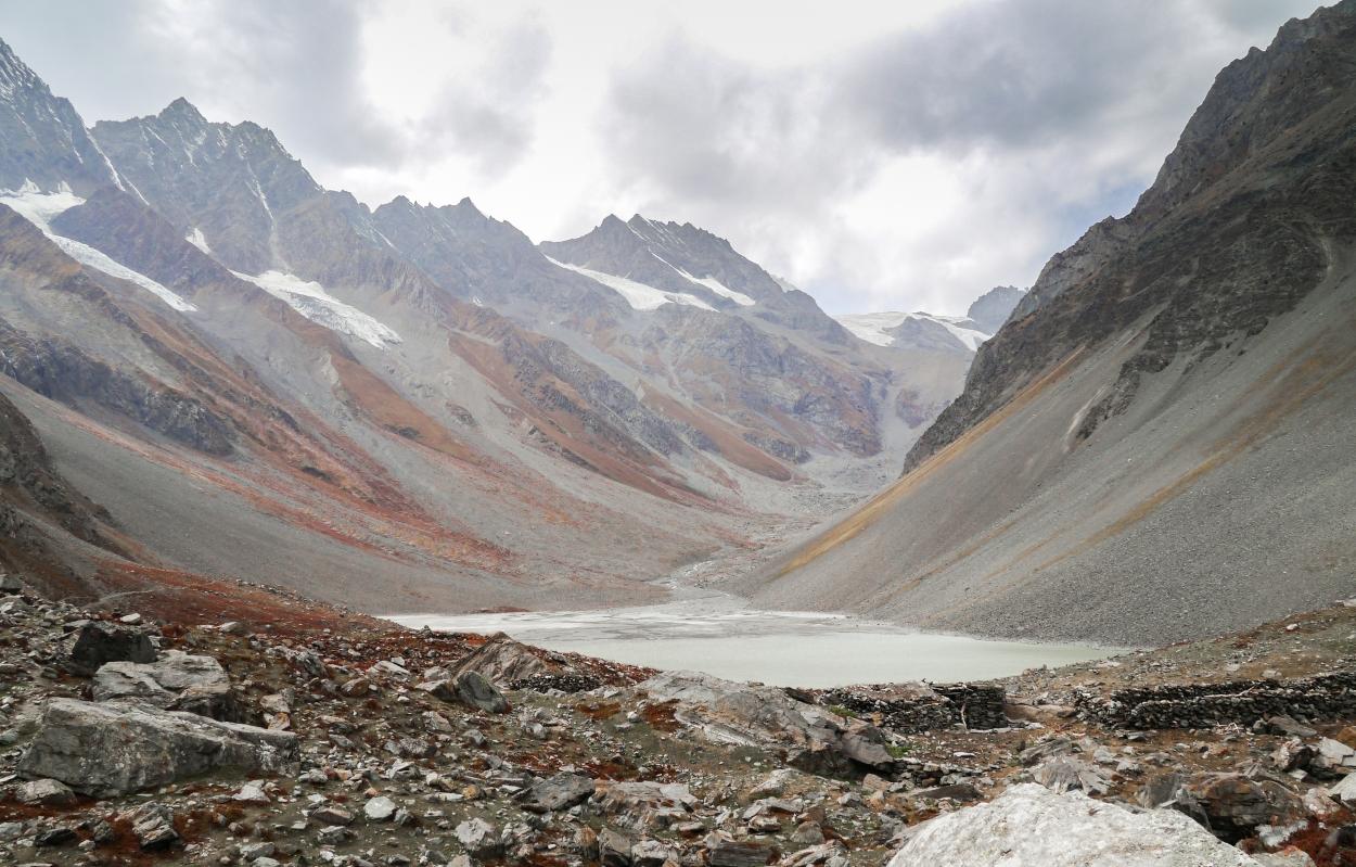 Trekking w Naltar Valley Pakistan
