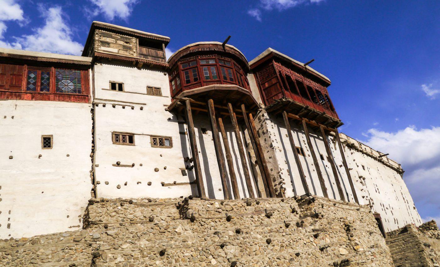 Baltit Fort Dolina Hunza