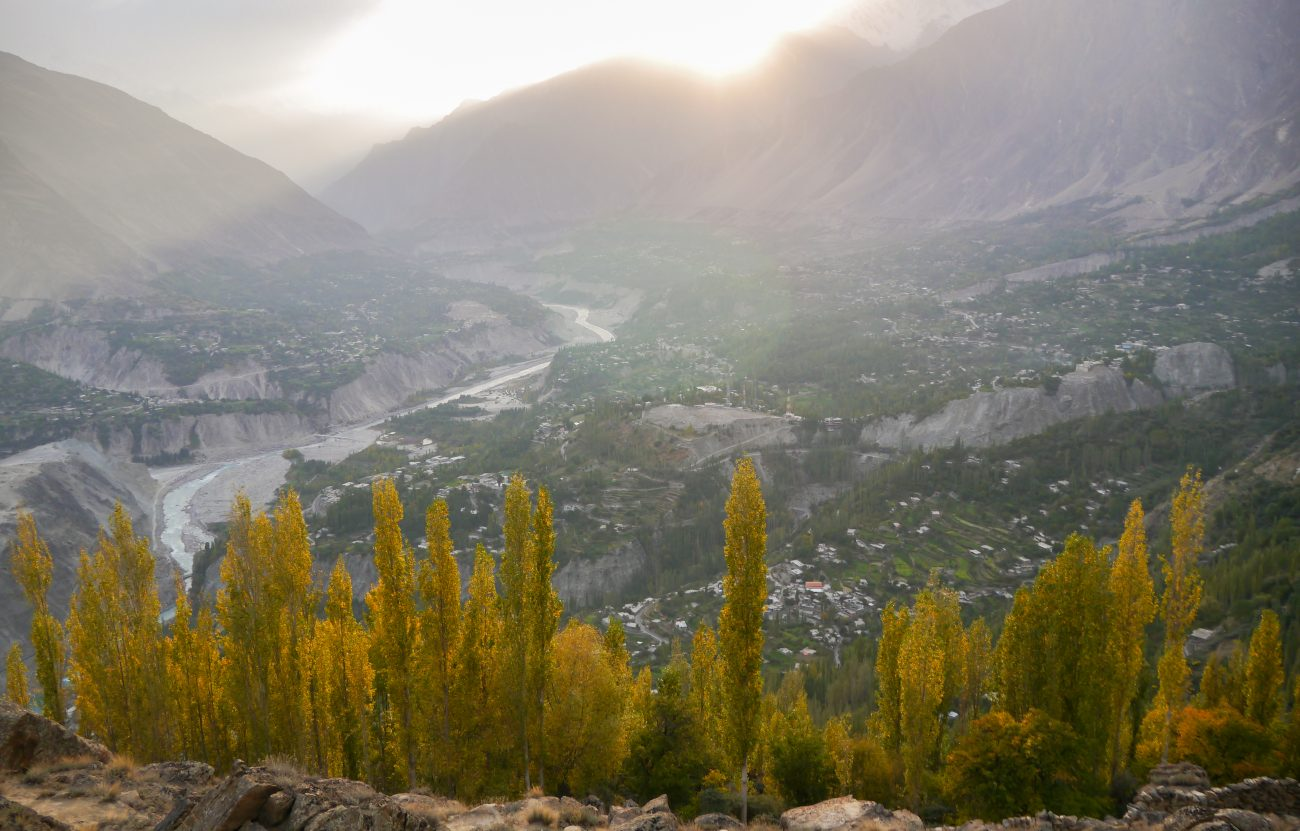 Dolina Hunza Eagles Nest