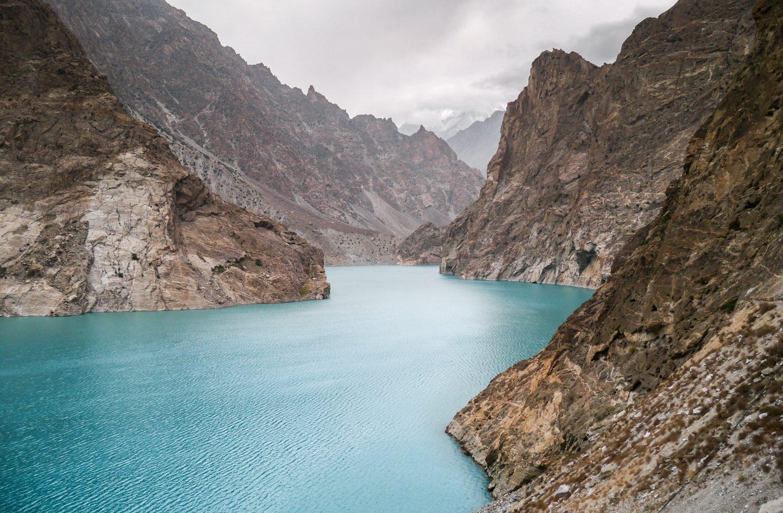 Attabad Lake. Relacja z Pakistanu