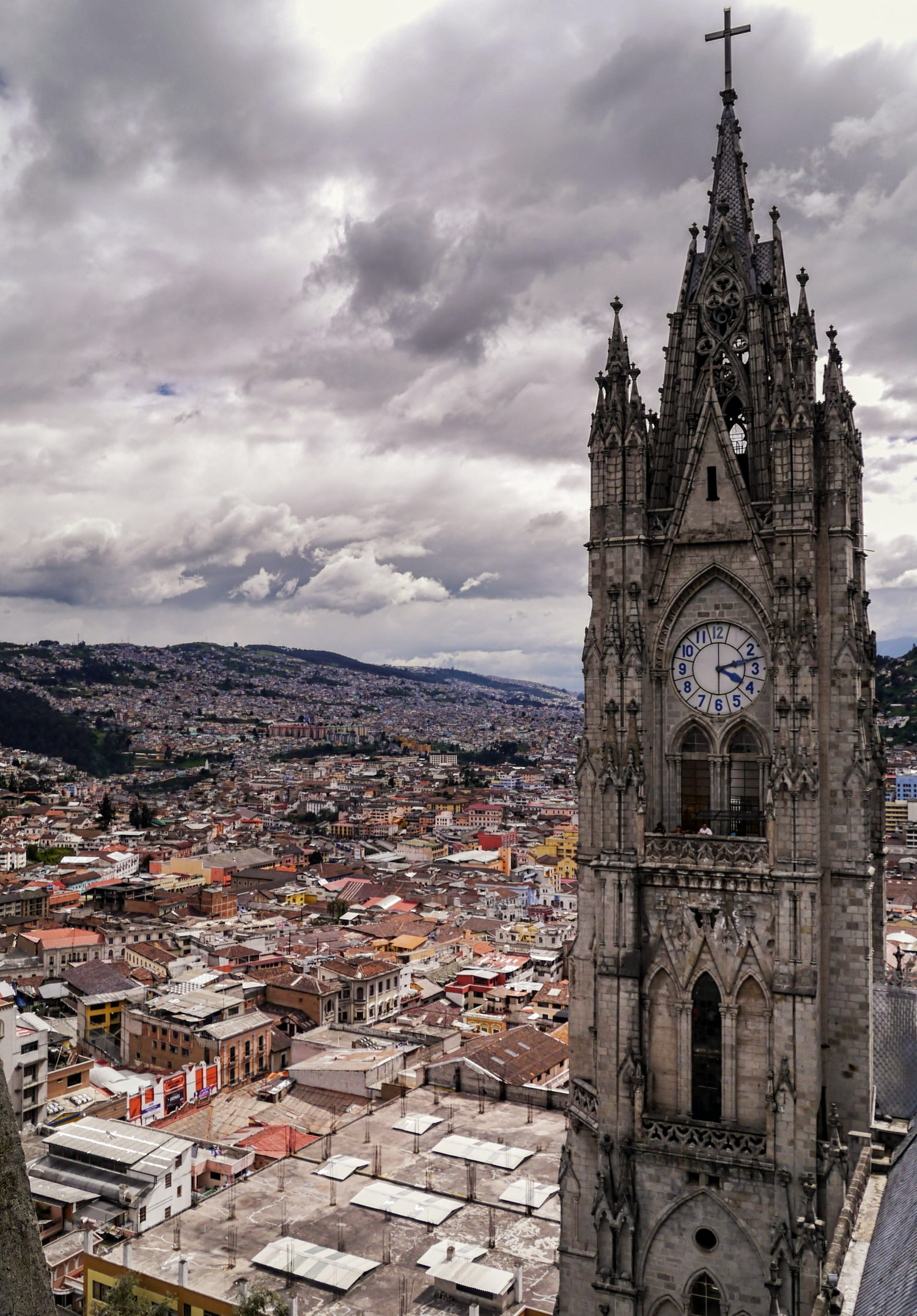 plan podróży po Ekwadorze