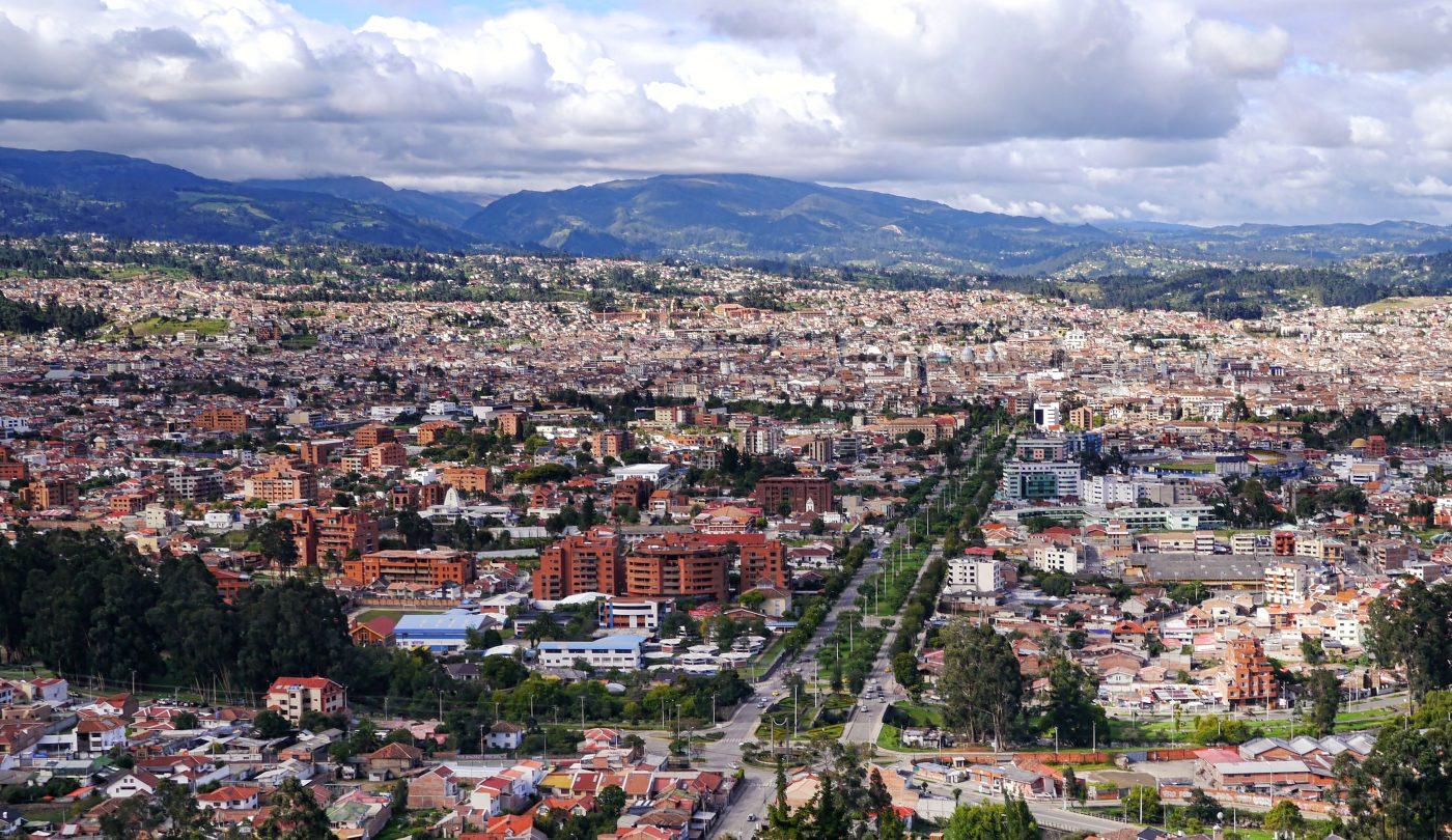 Cuenca Ekwador atrakcje