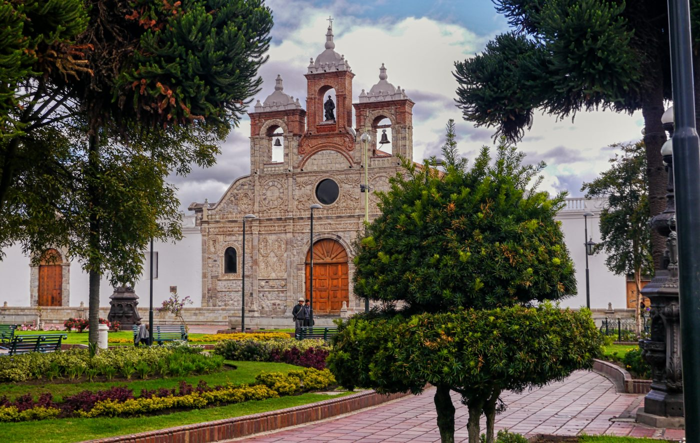 Riobamba Chimborazo Ekwador