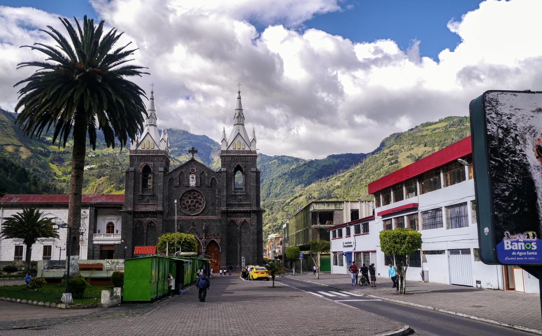 Banos Ekwador