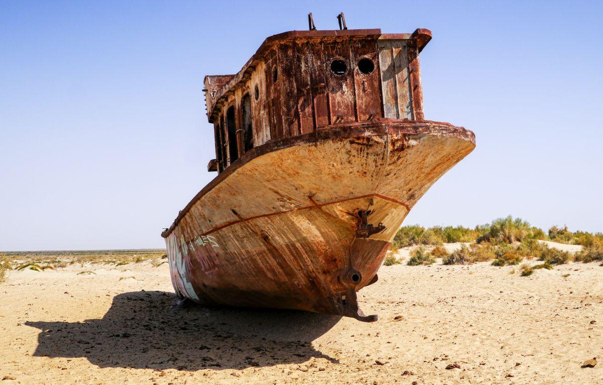 morze aralskie