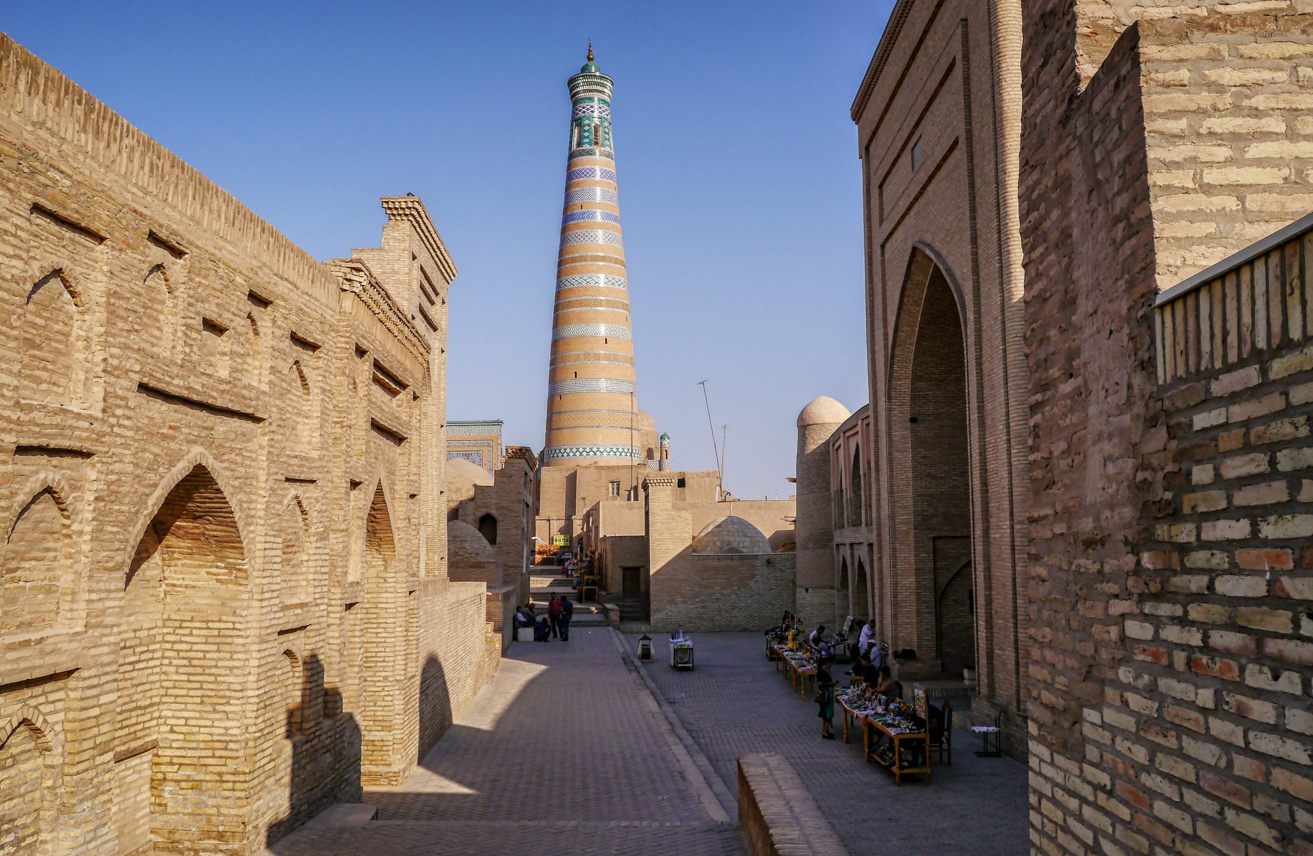 Noclegi w Chiwie Chiwa Khiva Uzbekistan