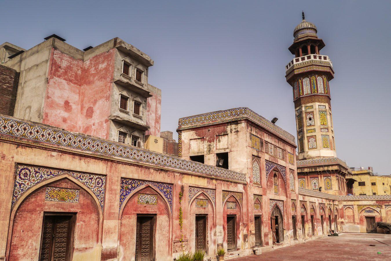 Meczet Wazir Khan