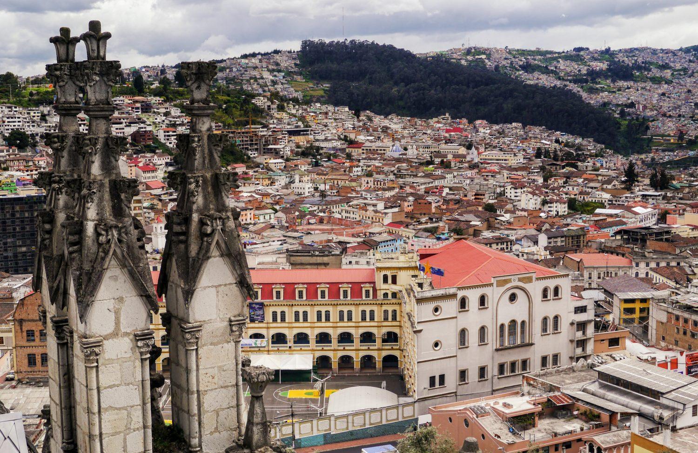Quito relacja z Ekwadoru