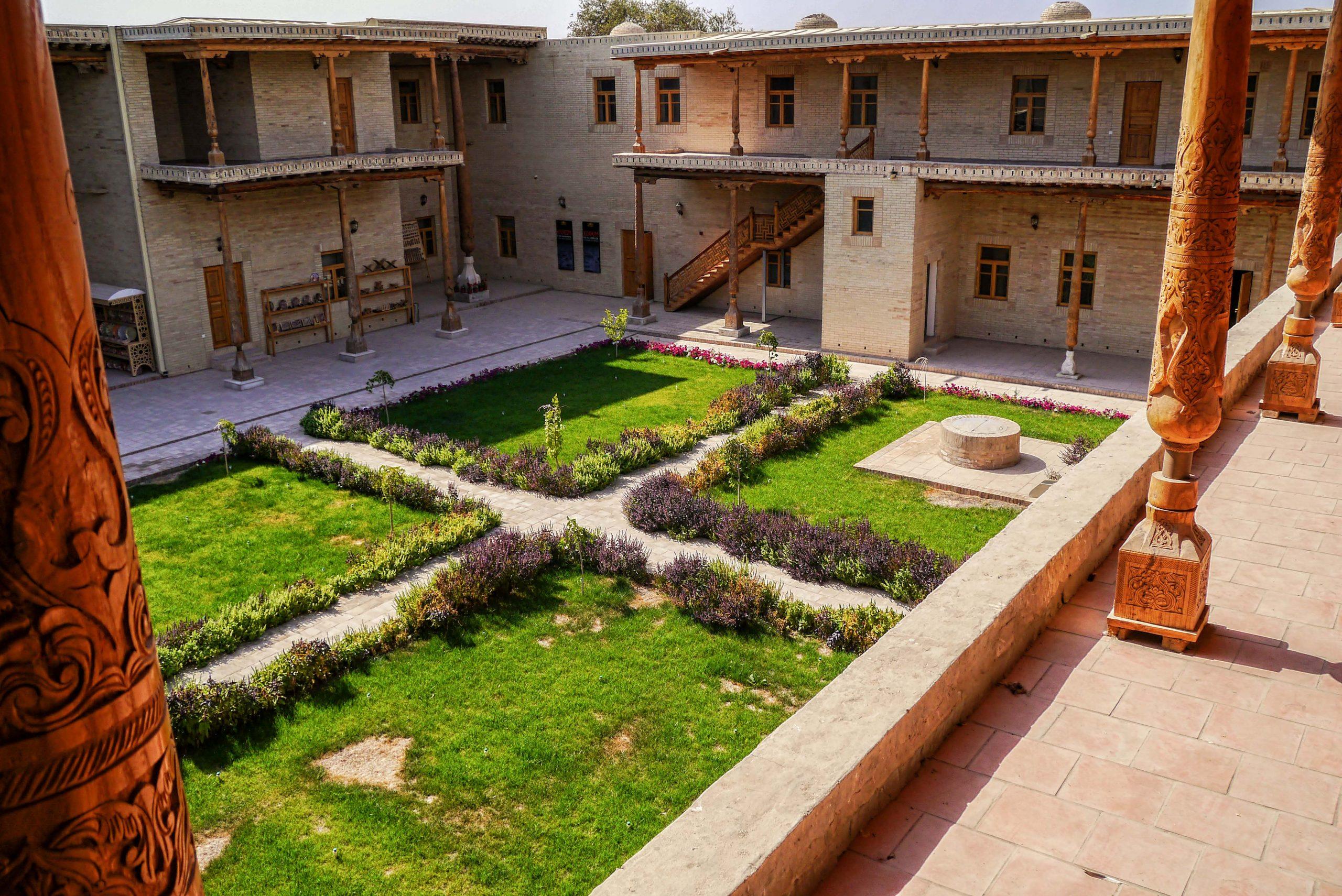 Chiwa Nurillabay Palace Khiva